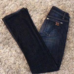 Joe's Women's Jeans Fit: Honey Bootcut  Size: W 25